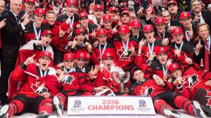 équipe hockey canada